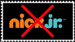 Anti Nick Jr. Stamp