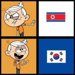 Lincoln Dislikes North Korea And Likes South Korea
