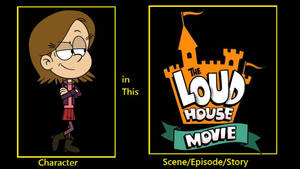 What If Mollie Was In The Loud House Movie?