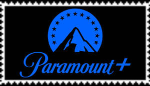 Paramount Plus Stamp