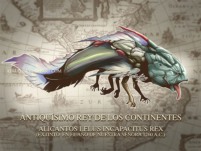 De la Enciclopedia Ataud Bestiante by ataud