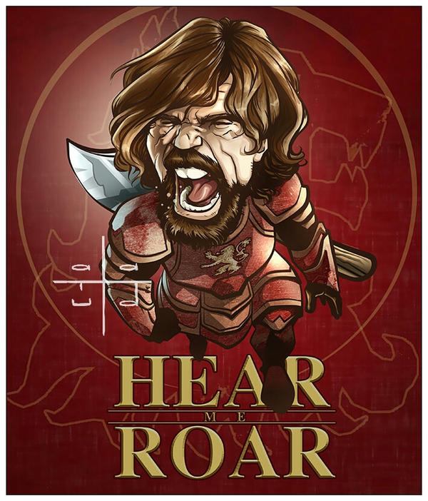 Hear me Roar  by ataud