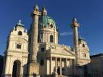 Karlskirche in Vienna
