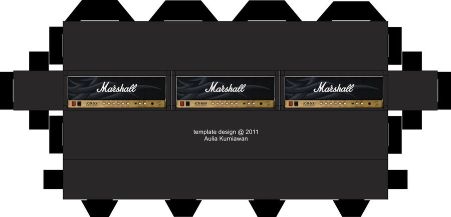 Marshall amps by 3mens on DeviantArt