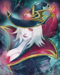 Vengeful Spirit Dota 2