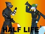 Contest entry: HALF LIFE 2
