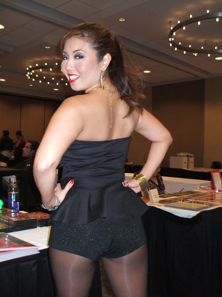 Sexy michelle in pantyhose