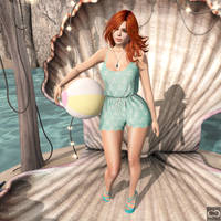 SL: Collabor88 - Under The Sea by CryssieCarver