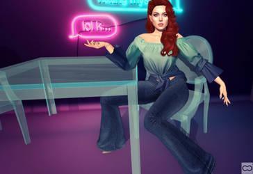 SL: LOL K... by CryssieCarver
