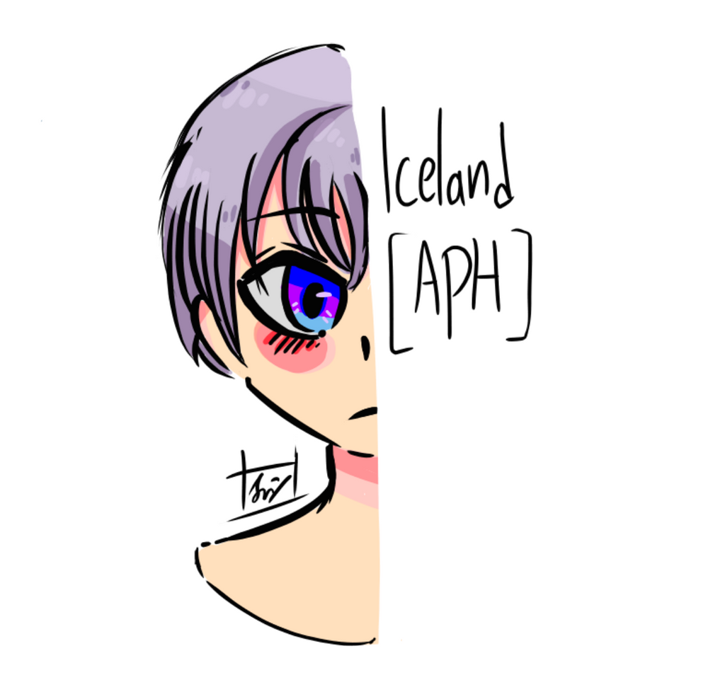 APH: Iceland by united-drawer