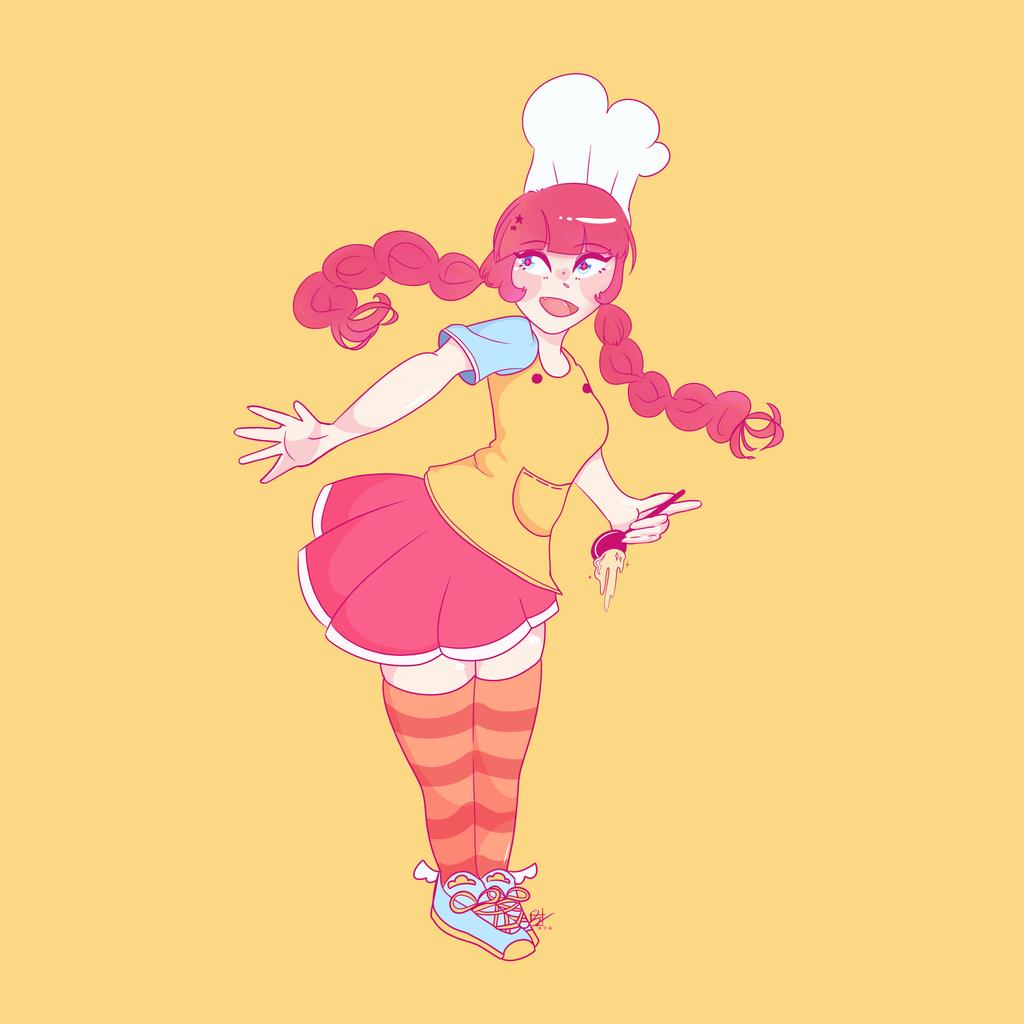 Chef-Chan! by united-drawer