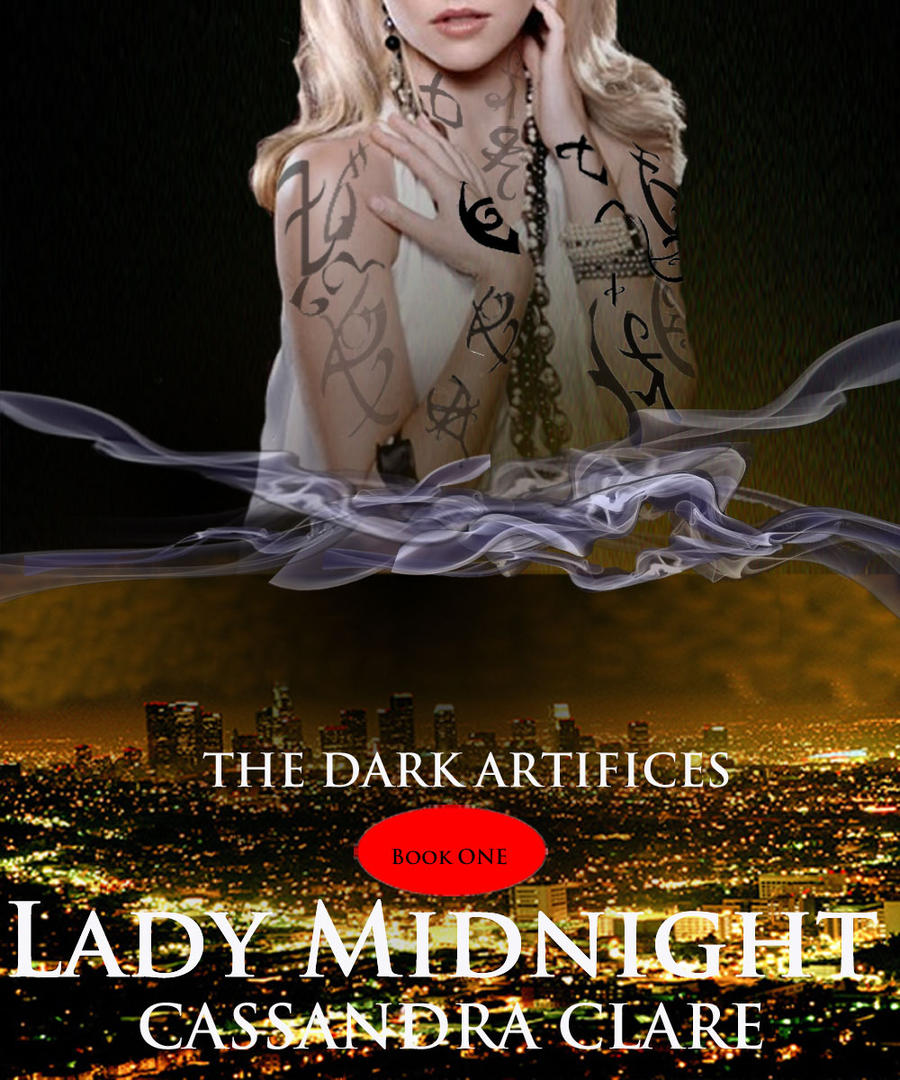 The Dark Artifices Book Cover by 2obssessedwithfandom on ...