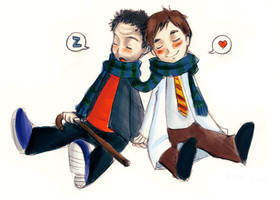 House MD.Cuteness by Ery-chan