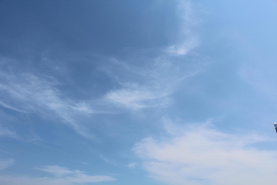 Sky Blue by pilandok