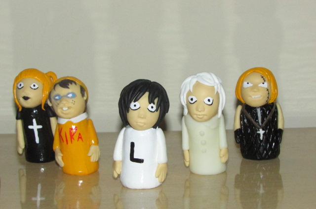 death note near s finger puppets by caioofbrazil on deviantart