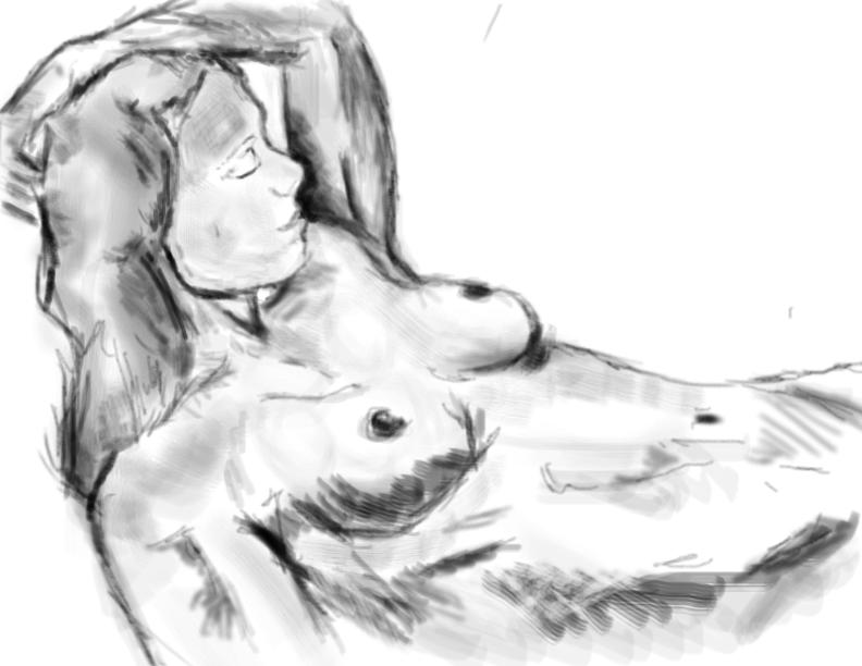 Speed Drawing- wacom 2 by admanryanseitz