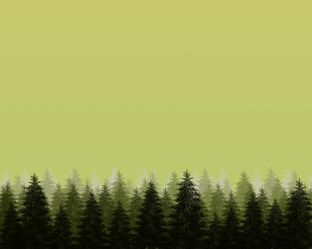 Pine Forest By Softwalls On Deviantart