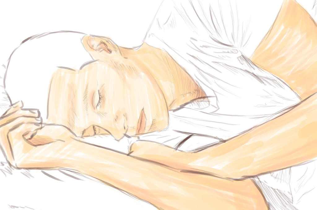 Sleep by Nara-kun