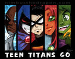 Teen titans nostalgia