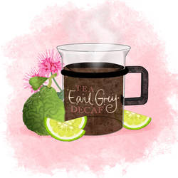 Tea, Early Grey, Decaf