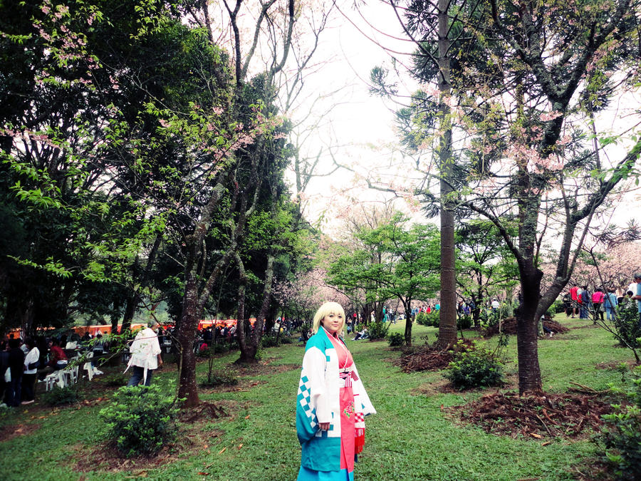 Moriyama Shiemi - Secret Garden by Miinoki