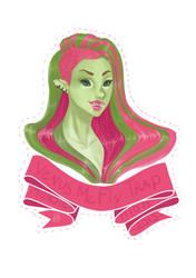 Venus McFly Trap by Mr-La-Carotte