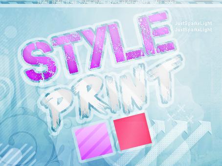 StylesPrint by JustSparksLight