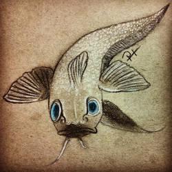 Rattenschwanz Fisch by KikoJonka