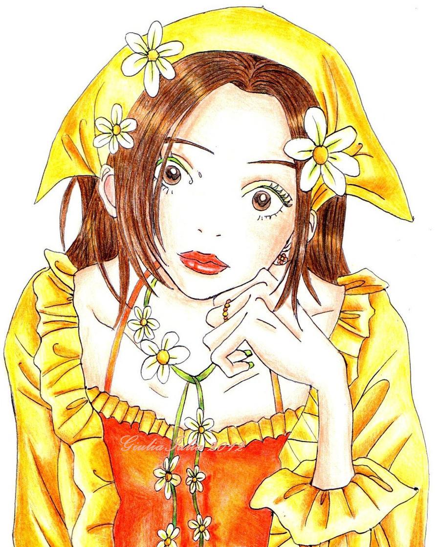 Ai Yazawa - Nana (Hachi) by GiuliaIulia on DeviantArt