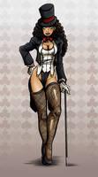 Zatanna (commission)