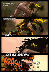 Maya the Jungle Girl (Volume I) page 1 by StudioAkumakaze