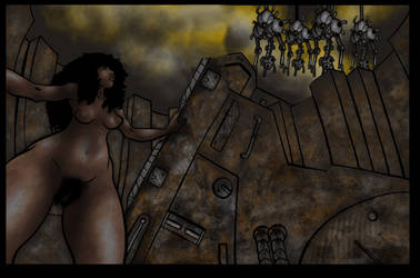 Maya the Jungle Girl - The Secret Factory! by StudioAkumakaze