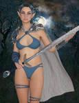 Blue Oak Elf