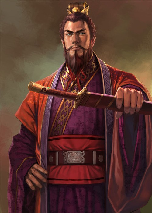 Sun Quan by CT-115