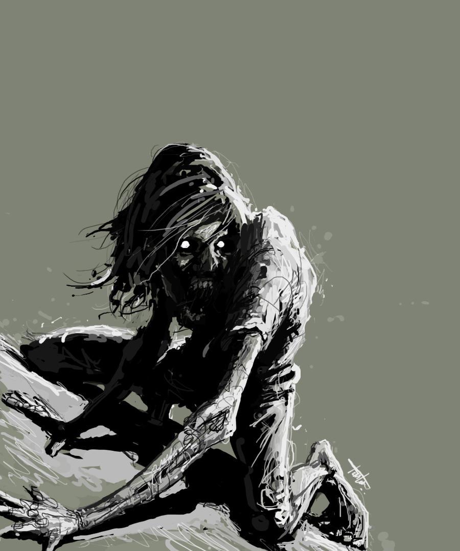 Zombie quicky by MrTomLong