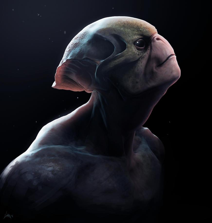 Alien by MrTomLong