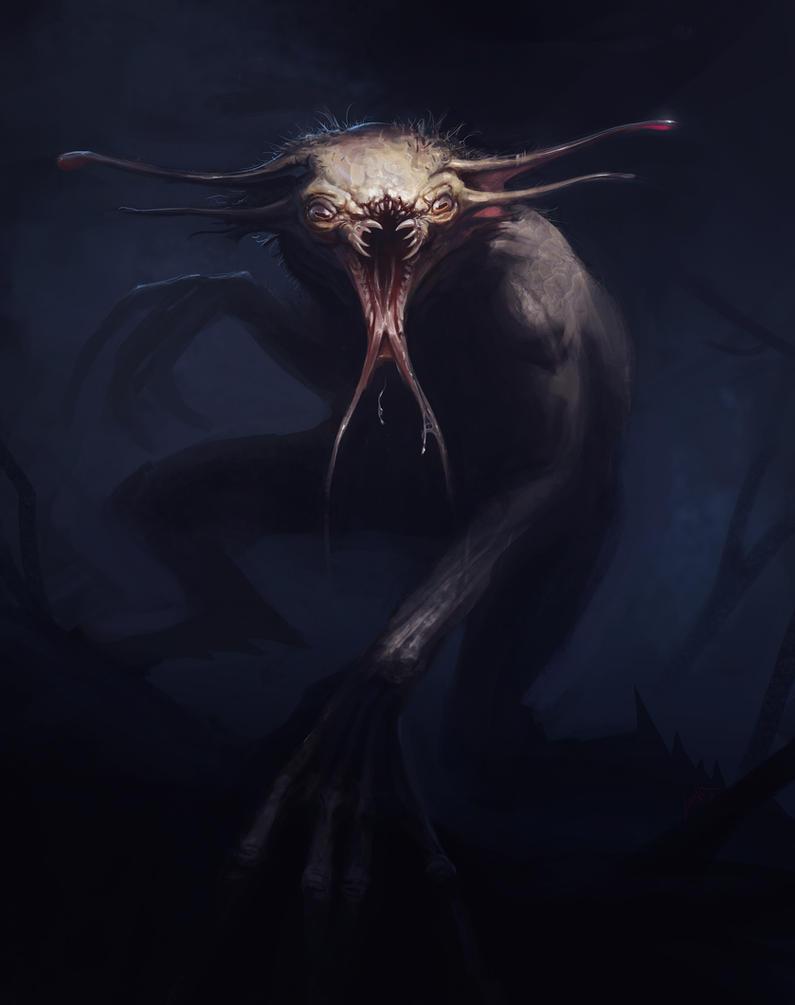 Swampy by MrTomLong