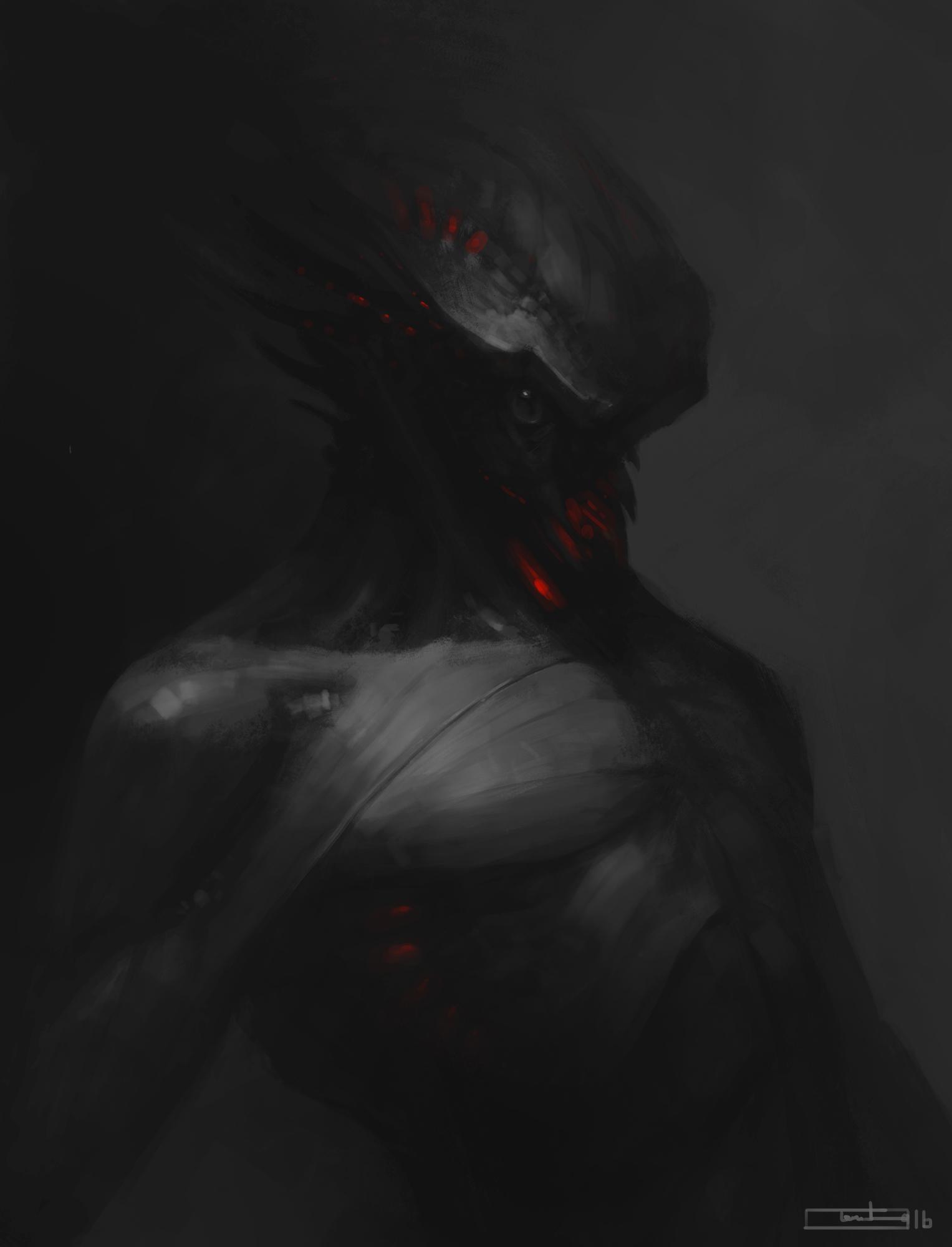 Creature 01 by MrTomLong