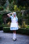 Nia in Wonderland