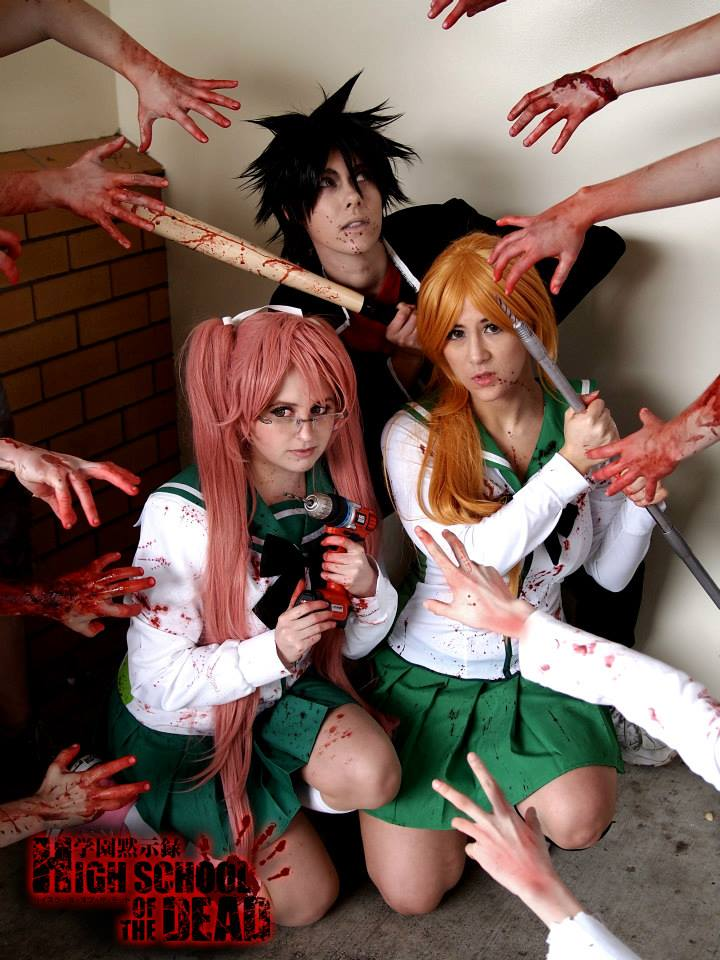 Highschool of the Dead by Fairie-Tails