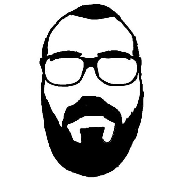 The Bearded Writer #1 by Jack-USA