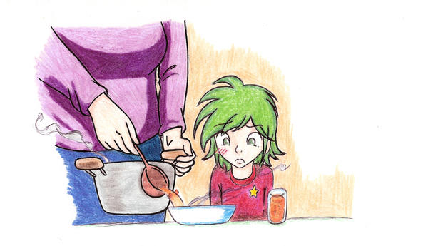 Eat your Soup Shun by Maoden-DOis