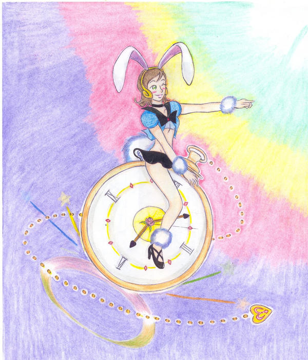 TIC TAC...Time Runs by Maoden-DOis