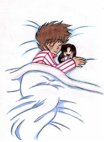 Sweet dreams Seiya by Maoden-DOis
