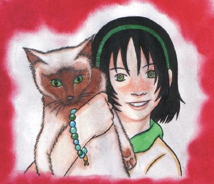 Toph and Momo by Maoden-DOis