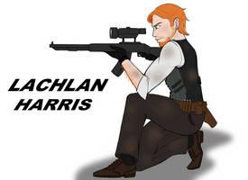 Lachlan-Walking Dead AU