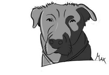 My Dog Max by RyuTech