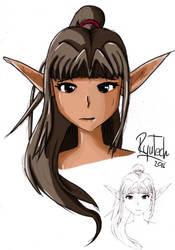 Elf Arget by RyuTech