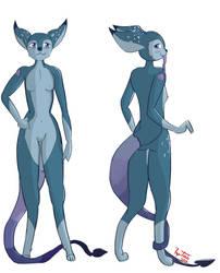 Loopany Original Character by RyuTech by RyuTech