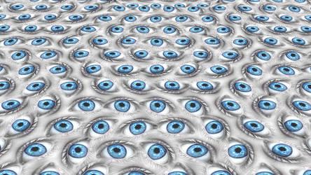 Eyes No You by mreman